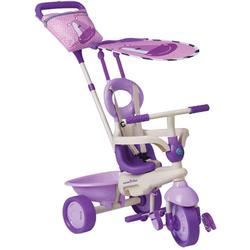 Smart Trike Safari 4 in 1 Tricycle Ride-on Stroller - Purple