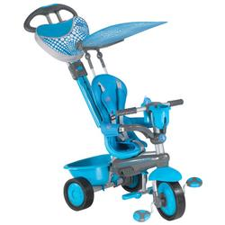 Smart Trike Zoo  3-in-1 Tricycle Ride-On Stroller  - Blue Dolphin