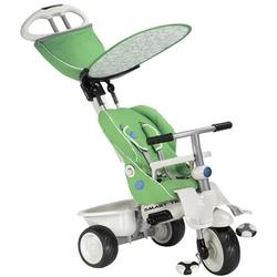 Smart Trike 4-in-1 Recliner Tricycle Ride-On Stroller Green