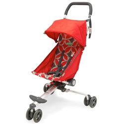 QuickSmart B10202USA Backpack Stroller - Geometric Red