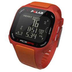 Polar 90047381 RC3 GPS Sports Watch - Without Heart rate Red/Orange
