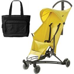 Quinny YEZZ Lightweight Stroller with Diaper Bag - Yellow Move