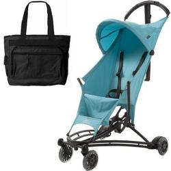 Quinny YEZZ Lightweight Stroller with Diaper Bag  - Blue Loop