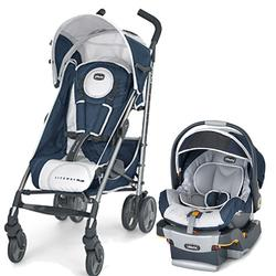 Chicco Lightway Plus Keyfit 30 Travel System - Equinox