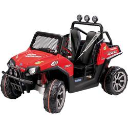 Peg Perego IGOD0516US Polaris Ranger RZR Red