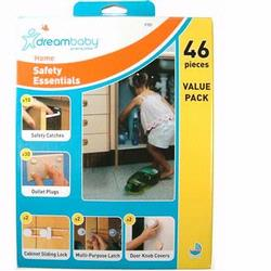 Dream Baby F7011 46 Piece Home Safety Essentials Kit