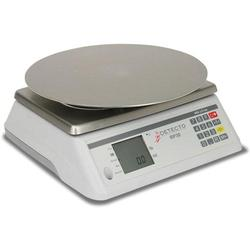 Detecto RP30R Round Ingredient Scale 30 x 0.1 oz