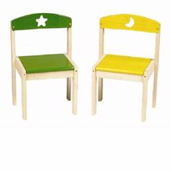 Guidecraft G98044 Moon & Stars Extra Chairs