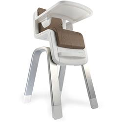 Nunu  ZAAZ HC-04-009 4 Stage High Chair Almond