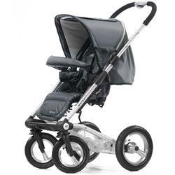 Mutsy 4Rider Single Spoke Stroller  - Active Black