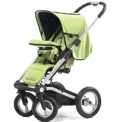Mutsy 4Rider Single Spoke Stroller  - Team Lime
