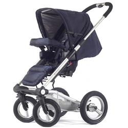 Mutsy 4Rider Single Spoke Stroller  - Team Navy