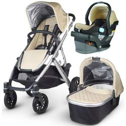 UPPAbaby VISTA-MESA Travel System - Lindsey Wheat