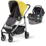 UPPAbaby CRUZ-MESA Travel System - Sydney Black