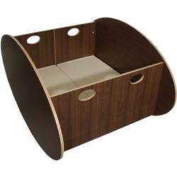 So-Ro TWWACR02 Cradle Twin Walnut