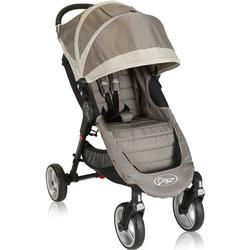 Baby Jogger BJ10357 - City Mini 4-Wheel Single Stroller - Sand/Stone
