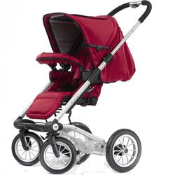 Mutsy 4Rider Light Stroller - Team Red