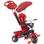 Smart Trike Sport 3 in 1 Tricycle Ride-on Stroller -for babies & children Red
