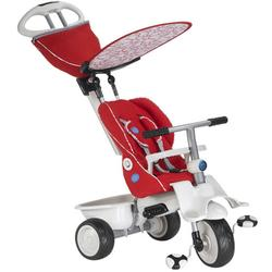Smart Trike 1910500 Recliner 4 in 1 - Red