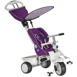 Smart Trike 1914102 4-in-1 Recliner Tricycle Ride-On Stroller Purple