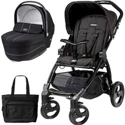 peg perego book stroller and navetta xl bassinet pratico. Black Bedroom Furniture Sets. Home Design Ideas