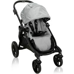Baby Jogger 20312 City Select Stroller Silver with Black Frame
