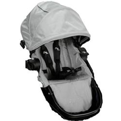 Baby Jogger 01312 City Select Second Seat Kit, Silver Flack Frame