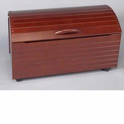 GiftMark 1430 Treasure Chest Toy Box, Cherry