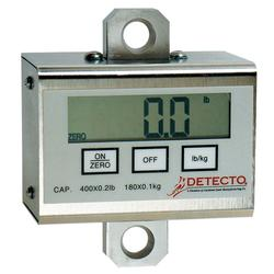 Detecto PL-600 Weighing Indicator, 600 x 0.2 lb