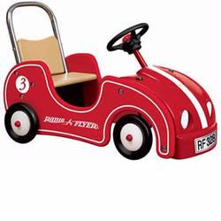 Radio Flyer 328 Classic Red Car
