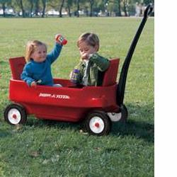 Radio Flyer 2700 Pathfinder Wagon