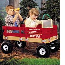 Radio Flyer 29 All Terrain Cargo Wagon