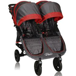Baby Jogger BJ16236 City Mini GT Double - Shadow/Crimson