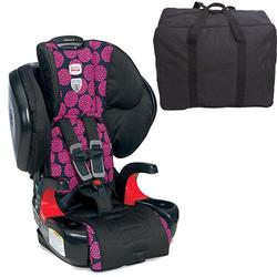 Britax E9LL94R  Pinnacle  90 Combination Harness-2-Booster Seat- Broadway with Carrying Case