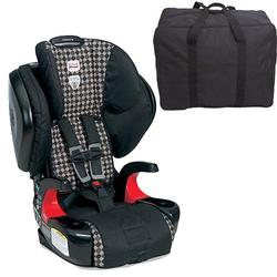 Britax E9LL94Q  Pinnacle  90 Combination Harness-2-Booster Seat- Cityscape with Carrying Case