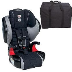 Britax E9LL94P  Pinnacle  90 Combination Harness-2-Booster Seat- Manhattan with Carrying Case