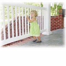 Kid Kusion 4500 Safe Deck Guard