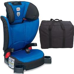 Britax - Parkway SG - Belt Positioning Booster Seat with a car seat Travel Bag  - Snorkel