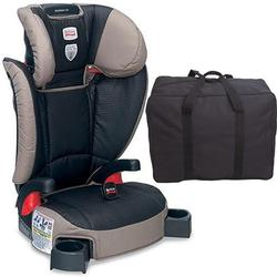 Britax - Parkway SG - Belt Positioning Booster Seat with a car seat Travel Bag - Knight