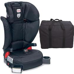 Britax - Parkway SGL - Booster Seat with a car seat Travel Bag - Spade