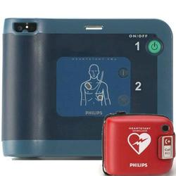 Philips 861304-C01 Heart Start FRX Defibrillator With Carrying Case