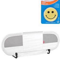 Babyhome 052103.319 Side Bedrail - White with Night Light