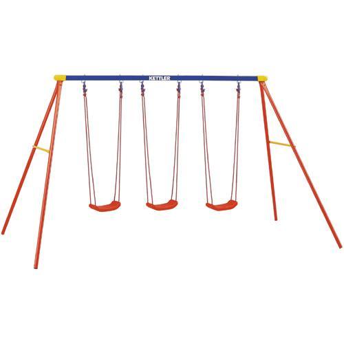kettler 8382 799 multi play 3 swing set