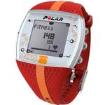 Polar FT7F 90048733 Heart Rate Monitor - Red/Orange