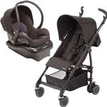 Maxi-Cosi TR296APU Kaia Travel System - Total Black