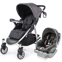 Summer Infant 21350 Spectra Travel System with Prodigy® Infant Car Seat - Blaze