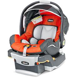 Chicco 08061472120070 KeyFit 30 Infant Car Seat (with Base) - Radius