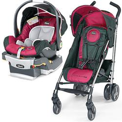 Chicco Liteway Plus Keyfit 30 Travel System - Aster