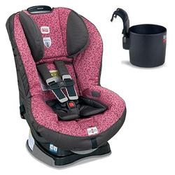 Britax Pavilion G4 Convertible Car Seat w/Cup Holder - Cub Pink