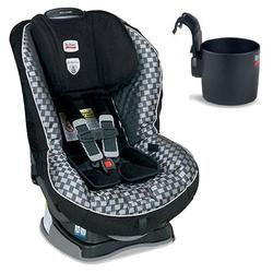 Britax Boulevard G4 Convertible Car Seat w/Cup Holder  - Sterling